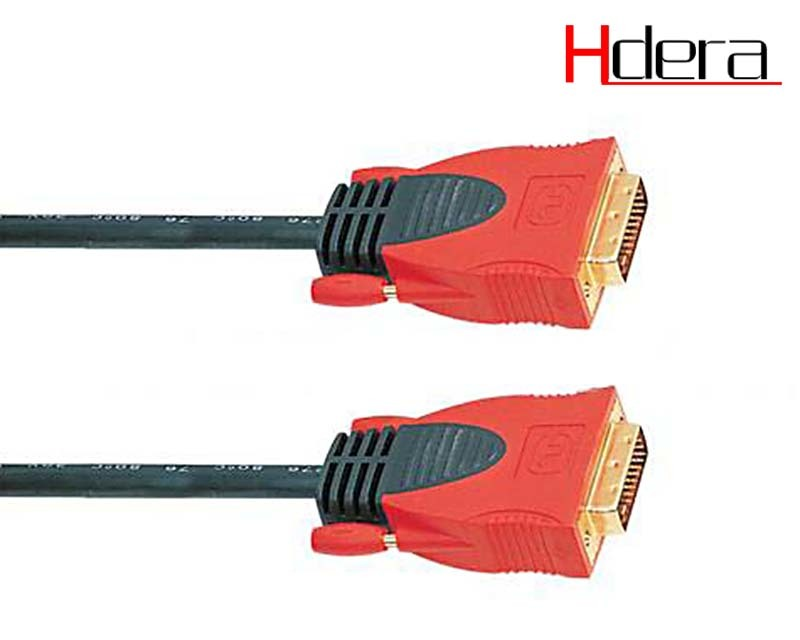 Triple Shielding DVI cable HD5008