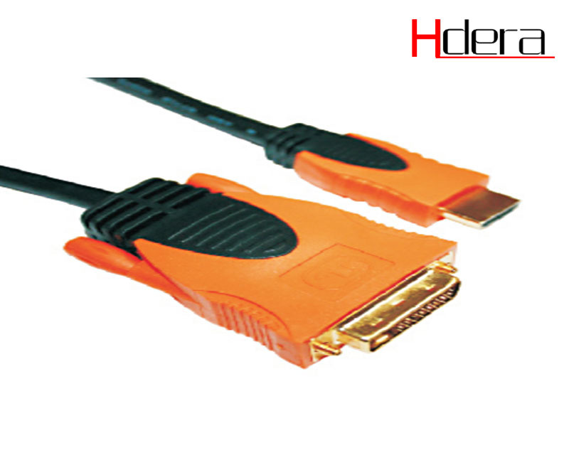 24k Gold-plated DVI cable HD5009