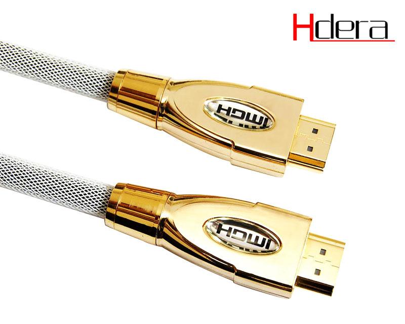 White HDMI cable HD1018