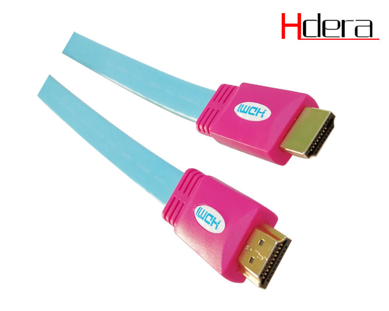 Injection Plastic HDMI Cable HD1010