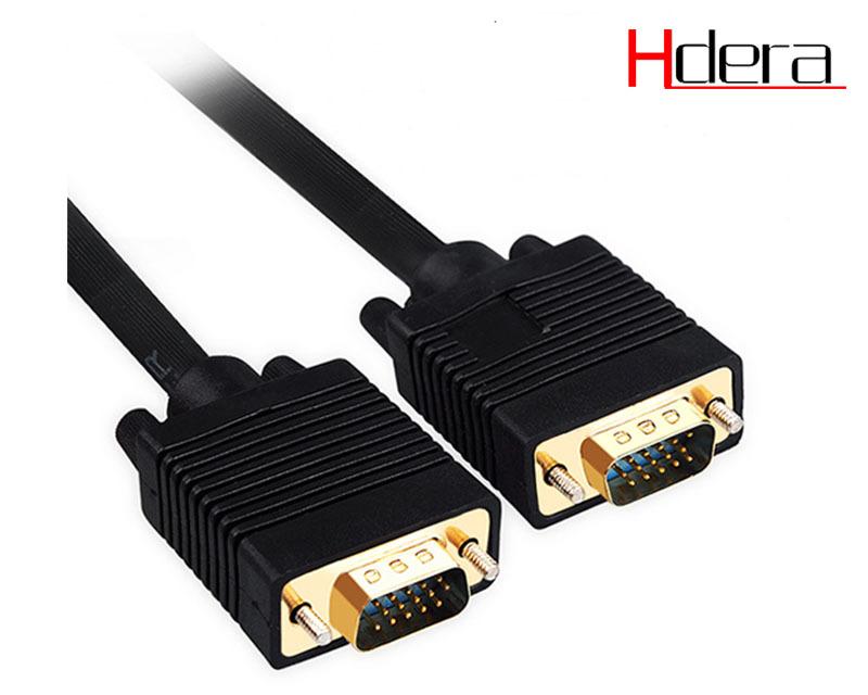 Black VGA cable HD7001