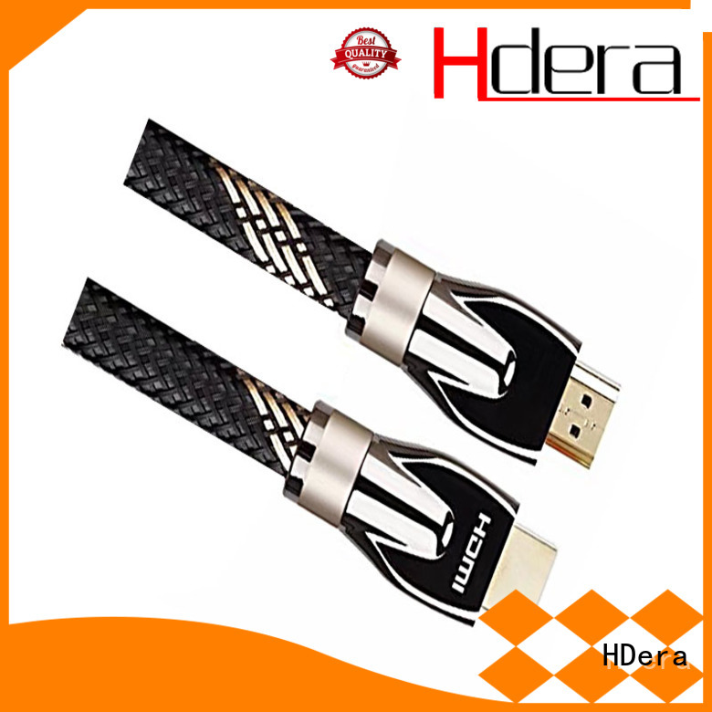 HDera quality hdmi cable version 2.0 supplier for communication products