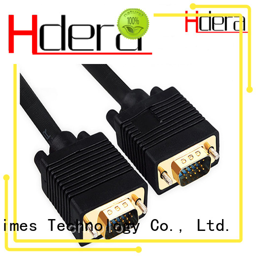 HDera 3+6 vga cable for manufacturer for Computer peripherals
