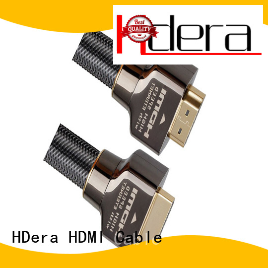 HDera high quality hdmi 2.0v custom service for image transmission