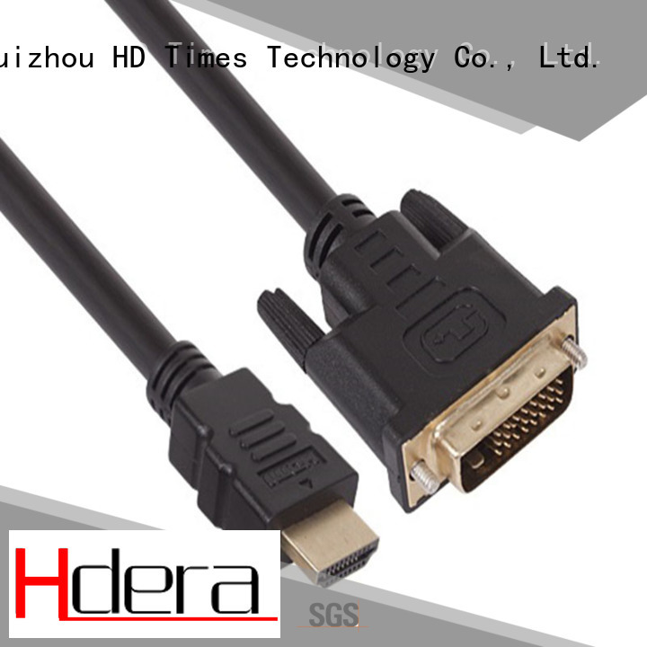 HDera dvi to dvi cable marketing for image transmission