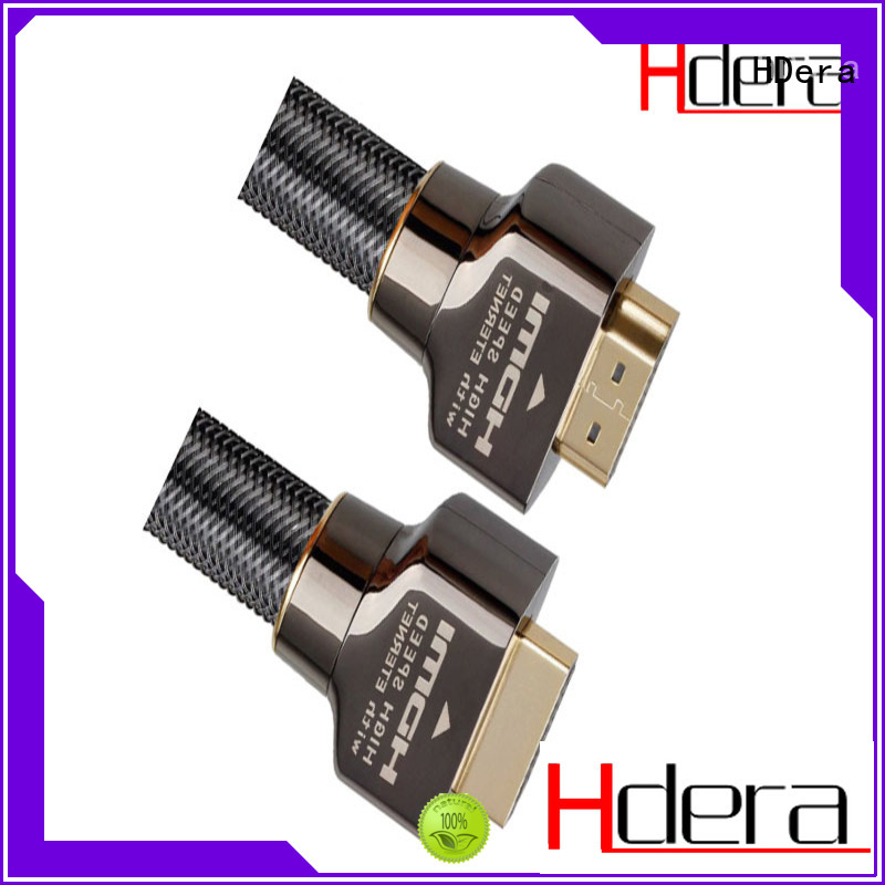 HDera widely used hdmi 2.0 high speed marketing for communication products
