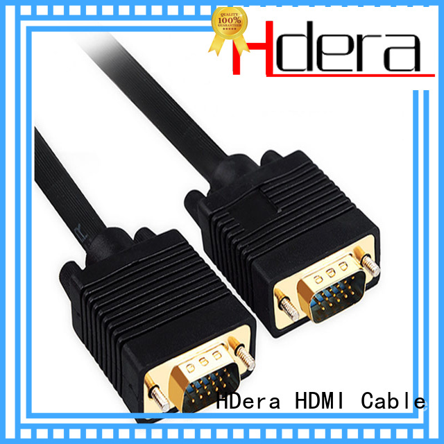 HDera 3+6 vga cable for image transmission
