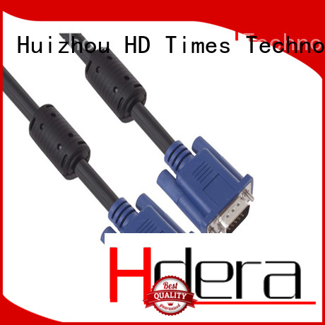 HDera good quality vga cord custom service for Computer peripherals