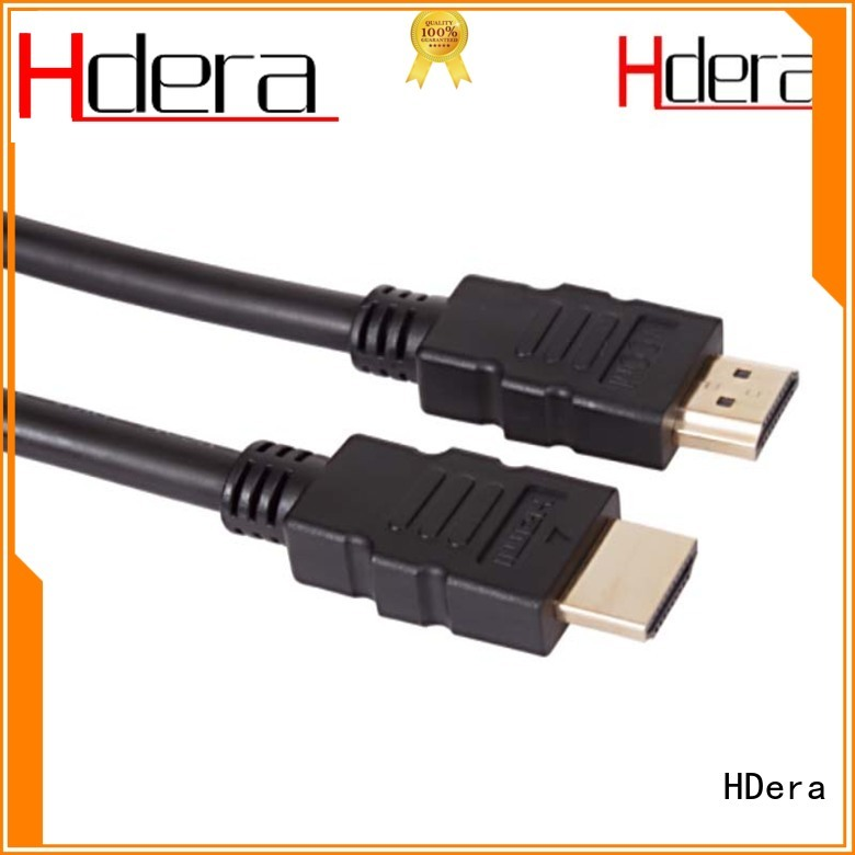 HDera inexpensive cable hdmi 2.0 marketing for audio equipment