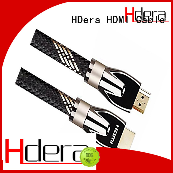HDera durable hdmi cable version 2.0 factory price for communication products