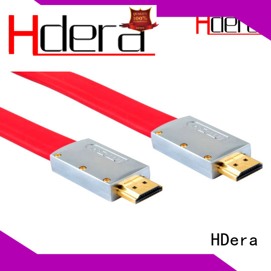HDera durable hdmi 1.4 factory price for HD home theater