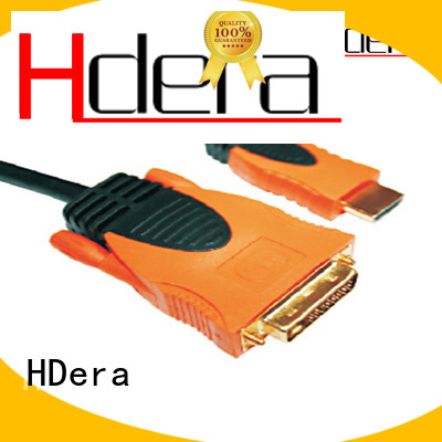 HDera acceptable price 24+1 dvi cable for HD home theater