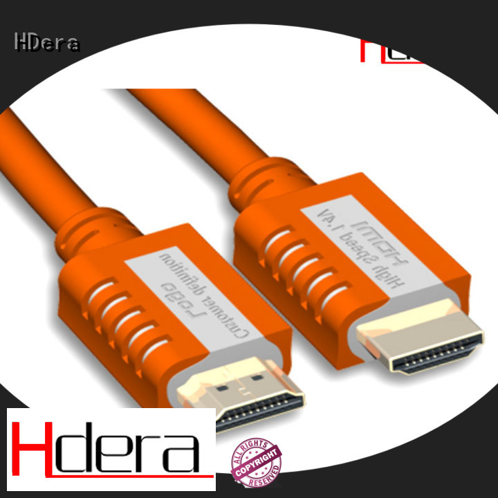 HDera high quality 4k tv hdmi 2.0 overseas market for Computer peripherals
