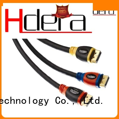 HDera high quality dp cable 1.4 overseas market for Computer peripherals