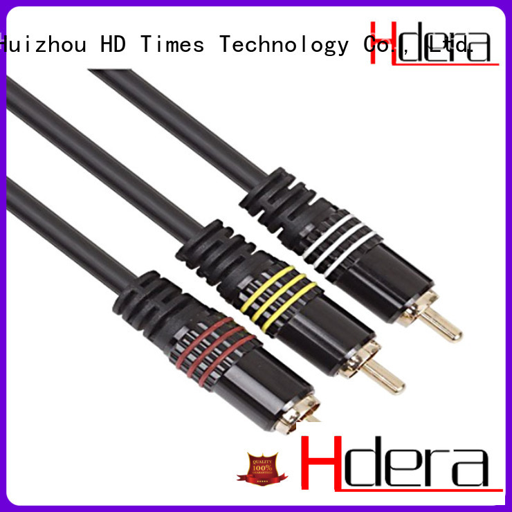 high quality rca cord factory price for image transmission