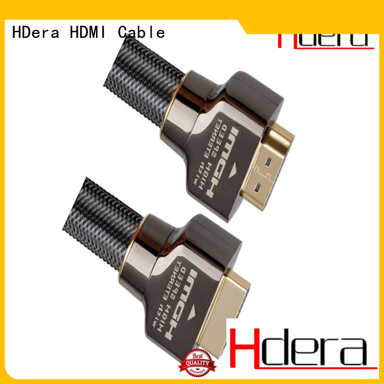 HDera durable hdmi 1.4 to 2.0 for HD home theater