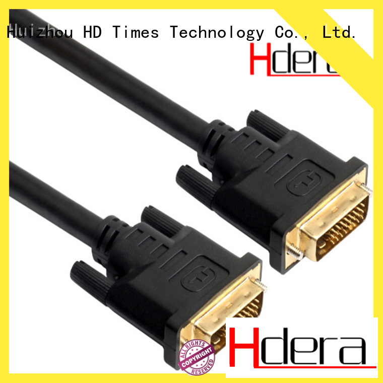 HDera dvi cord for audio equipment