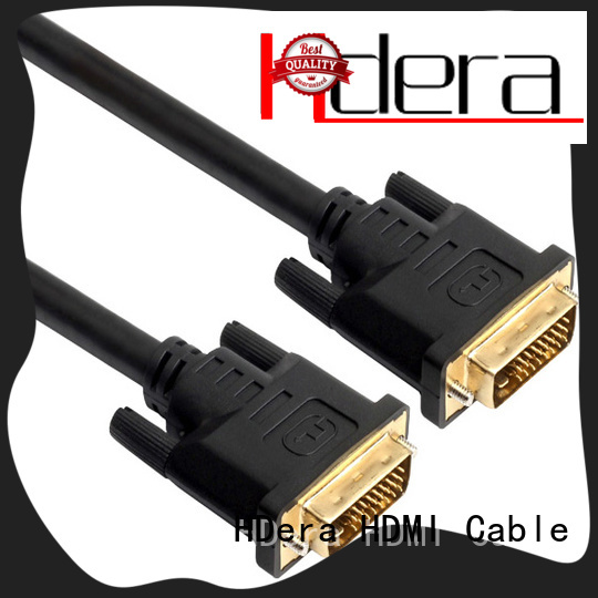 HDera 24+1 dvi cable marketing for audio equipment